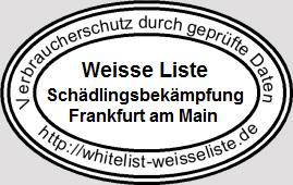 Frankfurt Schädlingsbekämpfung